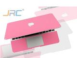 JRC 苹果电脑彩色外壳贴膜手腕膜 air 11.6 pro13