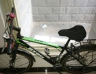出售山地自行车8.8成新送锁和打气筒