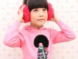 外贸女童套头卫衣 新款韩版女童装儿童卫衣 原单女童卫衣长袖批发