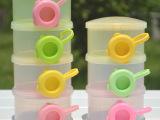 婴儿奶粉盒 便携大容量新生儿奶粉罐 宝宝