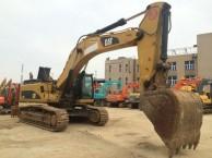河南二手挖机原装 进口卡特349D挖掘机