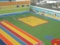 场地施工篮球场施工篮球架足球场地施工