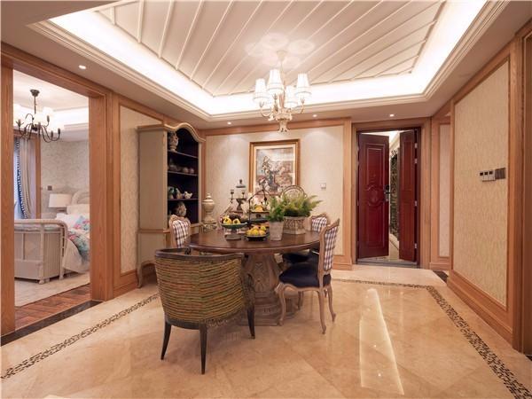 儋州装修找亚大装饰--丰华苑三居室的田园风格给您一个温馨的家