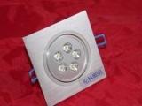 LED方形5w天花灯单头方形射灯 大功率