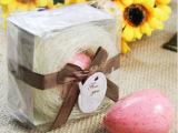 结婚小礼物回礼礼物手工皂 香皂 婚庆结婚礼品 生日 鸟蛋透明盒