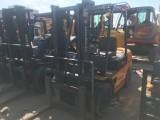 蚌埠 个人出售二手合力5吨叉车 二手3.5吨高门架叉车转让