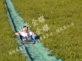 飞起来了彩虹旱雪滑道 滑道设计滑道规划设计 四季旱雪滑道
