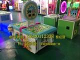 一台投币儿童打老鼠游戏机多少钱~豪华双人打地鼠游戏机