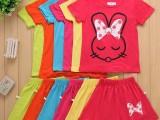 夏季蕾丝裙子女童装七分袖连衣裙中袖短袖网纱儿童背心公主裙