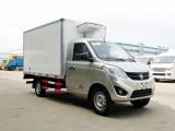 厢长2.8m福田伽途冷藏车
