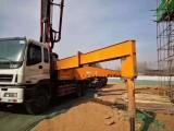 二手混凝土泵车37米46米56米三一二手混凝土泵车