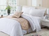 床上用品 床单 被套 酒店布草 宾馆床上用品
