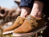 冬季品牌男鞋雪地靴保暖高帮靴男加绒棉鞋韩版男靴子防滑短靴潮鞋
