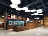 重庆网咖装修设计-重庆网咖装修公司