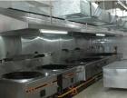 黄埔开创大道小吃快餐店厨房安装厨房排烟系统免费上门测量