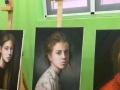 成人零基础中小学艺考美术培训国画油画手绘(考级)