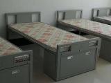 重庆部队军用床 军官床 士兵床铁床双层床