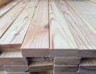 南方松木板材 深度碳化木 南方松防腐木 园林景观工程