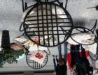 欧式铁艺家具