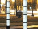 批发景观灯,透光圆柱,仿云石灯具,户外景