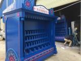 南宁会展展览特装搭建制作工厂 展台 烤漆展柜制作