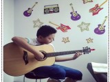 南山学吉他的窍门