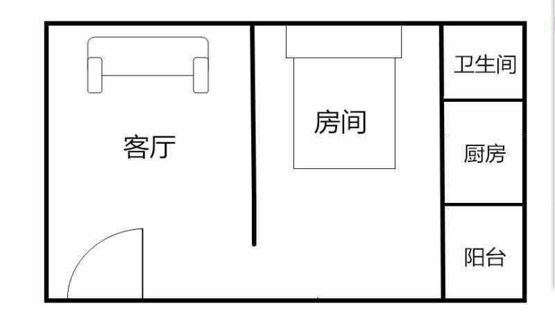 五号线洪浪北地铁站 豪华精装修公寓 性价比超高先到先得拎包入