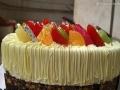 西安西点技术培训去哪家 西安嘉诺餐饮蛋糕面包糕点技术培训