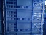 南宁海吉星水果批发市场胶筐 海吉星水果运输筐