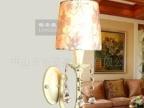 【乐安盈】灯饰灯具欧式田园壁灯具 过道客