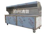 大量供应好用的沧州清普无烟烧烤车,无烟烧烤炉