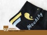 男式抗菌袜 石墨烯微电养生袜子 厂家直销