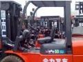 杭叉 R系列4-小5吨 叉车  (二手废纸抱夹叉车出售)