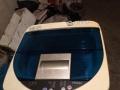 转让一台海尔全自动洗衣机,九成新,正常使用