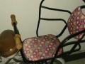 二手折叠自行车配套购物篮配套接送孩子座驾出售