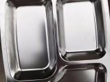 不锈钢餐盘抛光