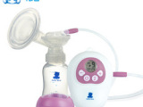 5折特价!小白熊高级电动吸奶器吸乳器挤奶器 孕产妇用品 9档调节