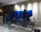 海鲜池设计图,哪里有海鲜鱼池施工图,广州定做玻璃鱼池好用好看