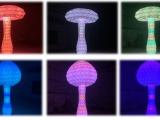 弘瞻文化 互动蘑菇树 感应花 面向全国出租出售 厂家直销