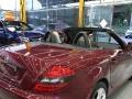 奔驰 SLK 2010款 SLK 200K-私家一手准新车,无事