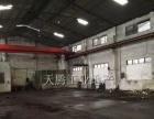 陈村1000方钢结构厂房带吊机
