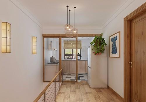 厨房:中式厨房关键就是户型格局的巧妙设计,加上一套功能性的整体厨柜。具有了创意的设计,同时还需要富有一定的空间感。.jpg