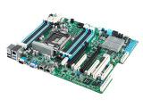 华硕 Z9PA-U8 单路2011针服务器主板网吧无盘服务器专用