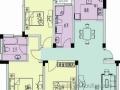 天投租房元一滨水城3室2厅110平米豪华装修