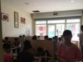 K临街一层饭店转让可做快餐店小吃店黄焖鸡