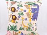哈奇乐新品  婴儿双拉链印花尿片袋 防水袋 尿布袋 经济环保