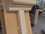 北京哪个建材市场卖铝合金成品天沟 屋檐排水槽