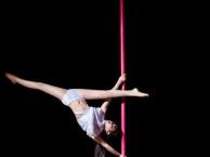 三台钢管舞培训 三台专业钢管舞 ME华翎钢管舞