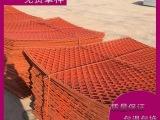 厂家直销菱形建筑脚手架钢笆片 菱形钢板网