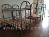 合肥铁架床,双层床,上下铺床工厂直销价格